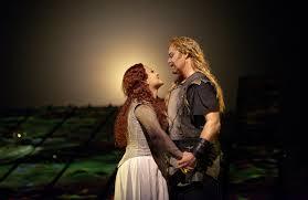 Escena de Siegfried