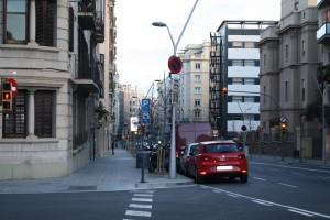 El carrer Balmes. Pau Farràs