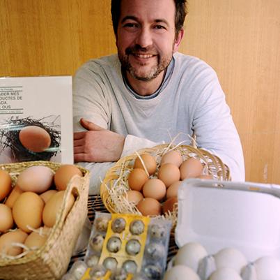 Josep Ribas. Fotografia de Javier Sardá