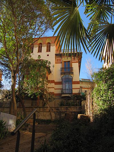 Villa Matilde. Fotografia de M. Josep Tort