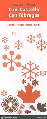 Programa d'activitats de 2008