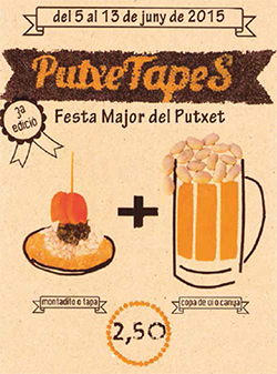 Putxet_Tapes