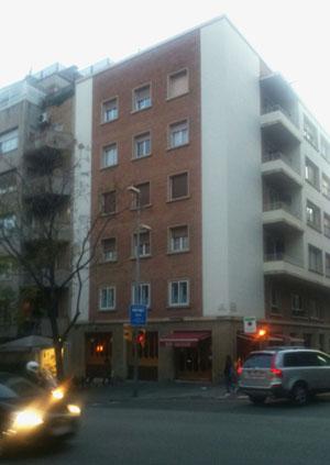 El carrer de Mandri. Fotografies de Salvador Torrents