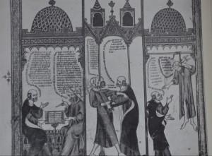 El suïcidi del sarraí esclau de Llull.
