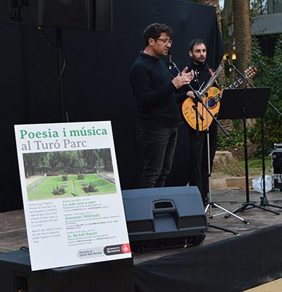 Recital al Turó Parc. Fotografies de Roser Díaz