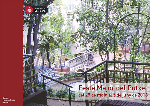 PROGRAMA DE FESTA MAJOR DEL PUTXET 2016-1