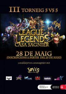 torneig league of legends